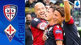 Cagliari 5-2 Fiorentina   ANOTHER Nainggolan Wonder Strike As Cagliari Hit 5!   Serie A