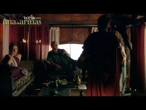 Ana de Armas. Anuncio del octavo capítulo de Hispania