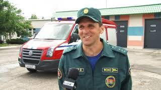 Лидские рятувальники завжди на поготові