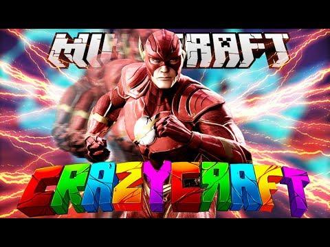 Minecraft | CrazyCraft 3.0 : 300 บล็อกใน 1 วินาที! [20]