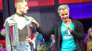 Everybody's Talking About Jamie Cast Change Curtain Call 26/01/2019