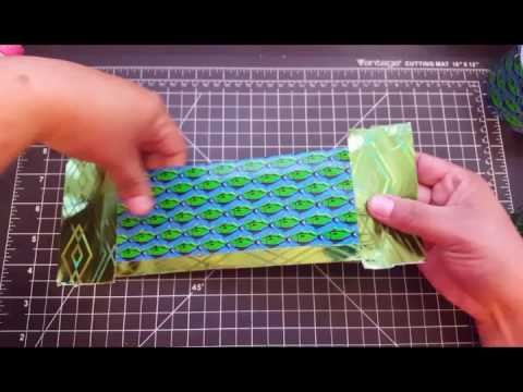 Kids Series 2016- Fun with Duct Tape