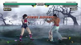 Tekken 5: Dark Resurrection Online (PS3) - 1 Guy 1 Lobby