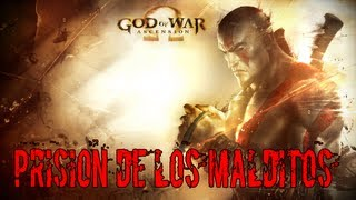 vuclip God of War Ascension  Español -  Walkthrough # 17 Prision de los Malditos