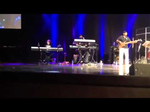 Jason Nelson show in South Africa 7 year Justin Schultz on Organ Jubilee