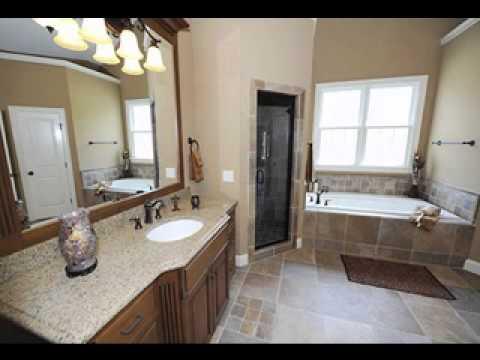 Easy Bathroom remodel ideas on a budget - YouTube