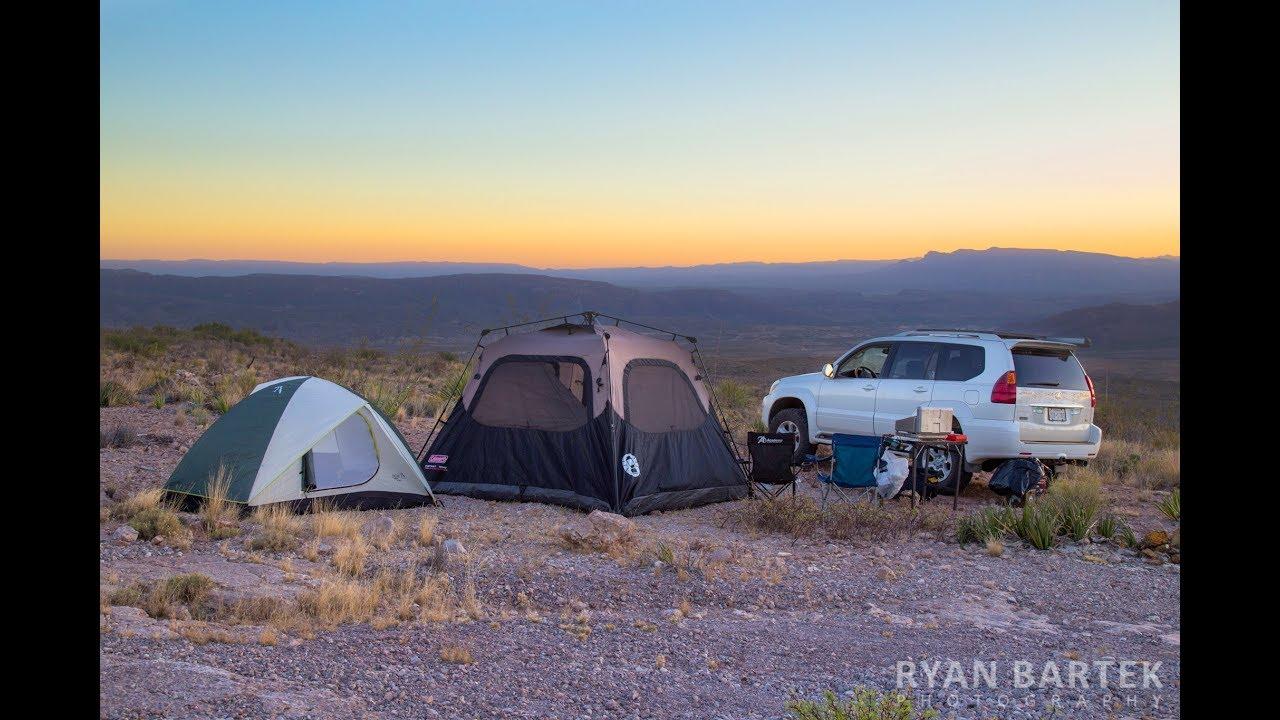 West Texas Overland Trip