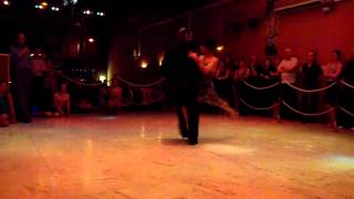 "Paris Tango, ""Milonga En Re"" Nick Jones & Diana Cruz Aug. 2014"