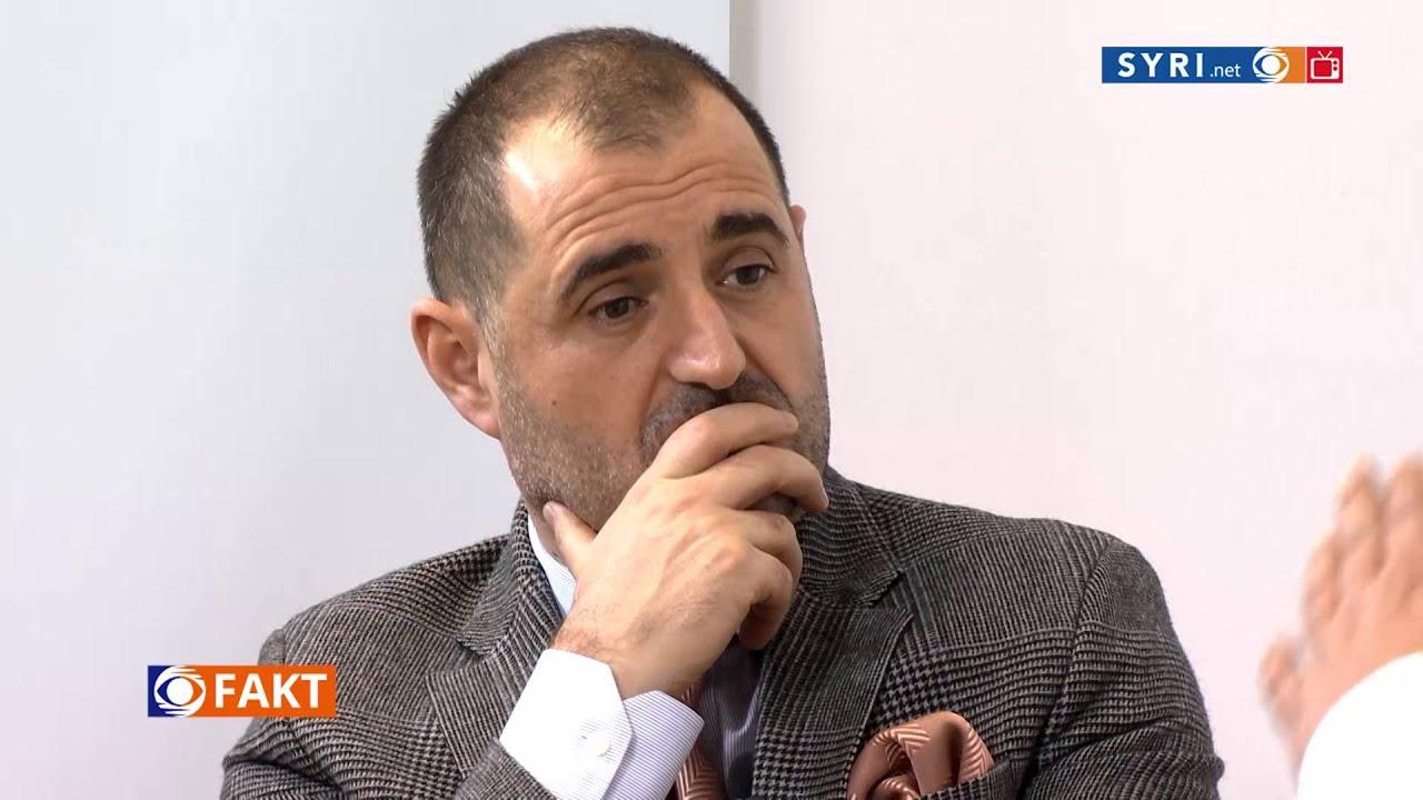 Emisioni FAKT në SYRI net - ANDI BEJTJA