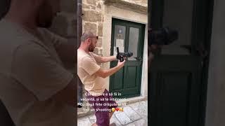 Shooting beautiful girls in Dubrovnik, Croatia❤️