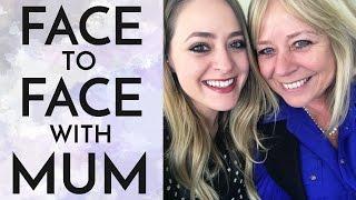 Face to Face with My Mum! | Fleur De Force