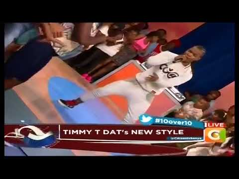 Timmy T Dat's new style #10Over10
