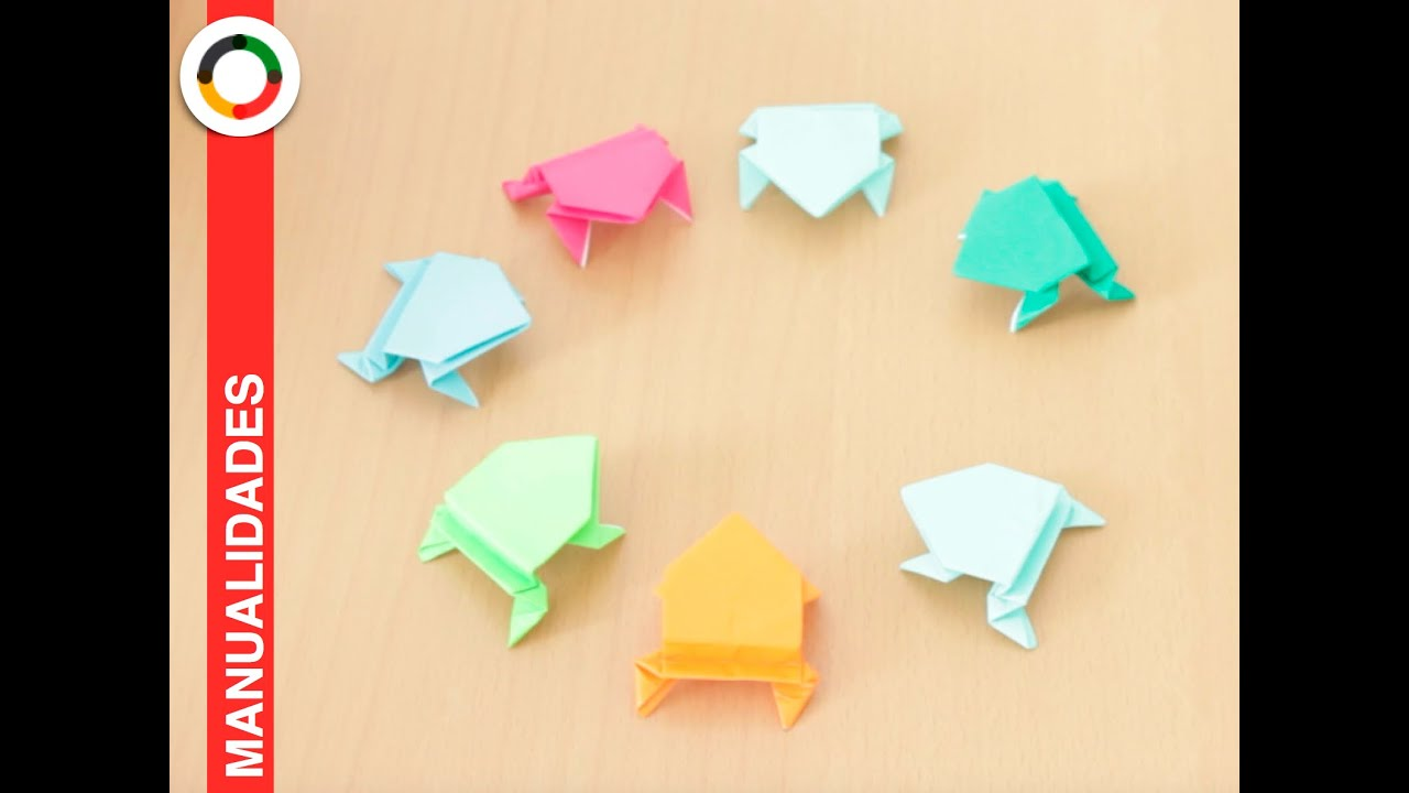 Step By Step Easy Step By Step Origami Jumping Frog – Jadwal Bus | 720x1280