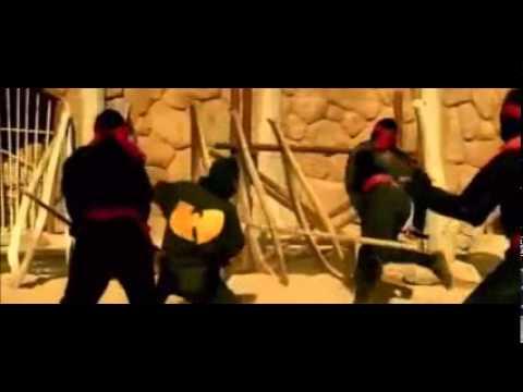 Wu-Tang Clan - Gravel Pit (Fight scene)