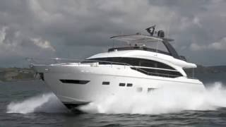 Princess 75 Motor Yacht review | Motor Boat & Yachting