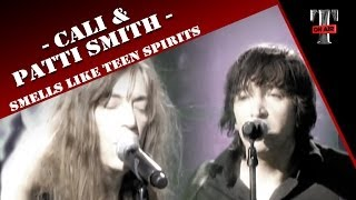 "Cali & Patti Smith ""Smells Like Teen Spirits"" (Taratata Jan 2008)"