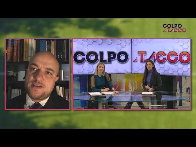 COLPO DI TACCO: L'intervista alla golfista Alessia Nobilio e Stefano Ricchiuti