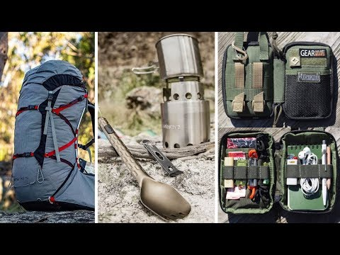 TOP 10 BEST BACKPACKING GEAR OF 2019! (YOU MUST HAVE)