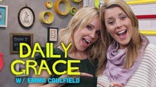Emma Caulfield and DailyGrace LIVE - 9/25/12 (Full Ep)