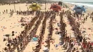 Флешмоб на пляже! mp3