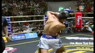 Superlek Wor Sangprapai vs Sangmanee Sor Tienpo 28th February 2014