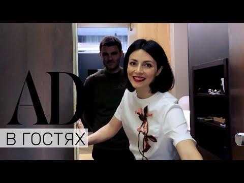 Квартира на Малой Бронной, 232 кв.м.: в гостях у Альберта Сагиряна и Марины Изиловой