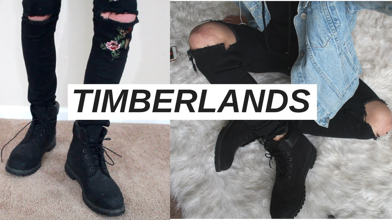 To StyleTimberlands3 How Looks To How StyleTimberlands3 Looks How Lq54Aj3R