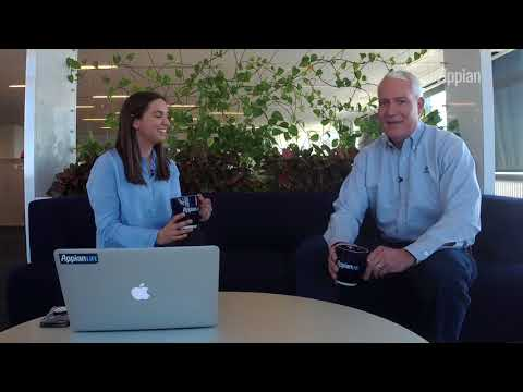 AppianLIVE: 5 minutes with Appian CFO, Mark Lynch