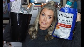 LETS TALK TRASH | USING UP EVERYTHING | HOT MESS MOMMA MD