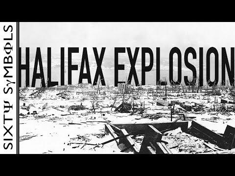 The Halifax Explosion - Sixty Symbols