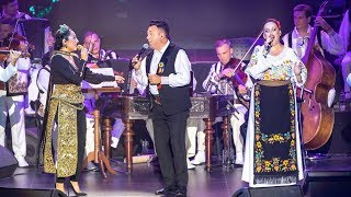 Andra & Sandel & Aurora - Lucru Mare-i Omenia (Concert Traditional)