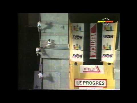 World Cup Competition Climbing - Lyon 1990