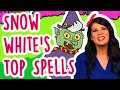 Snow White's Favorite Magic Spells & Snow White Full Story | Behind the Story with Ms. Booksy