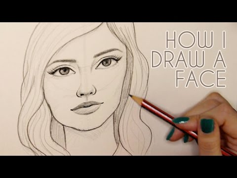 how-i-draw-a-face-(front-on)-//-emma-maree