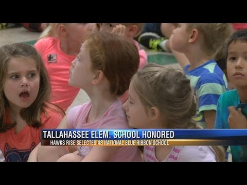Tallahassee Elementary School Gets National Recognition for Second Time