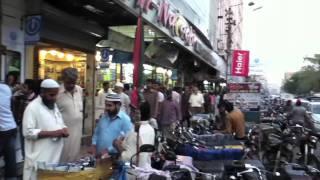 Problems in Markets of Karachi