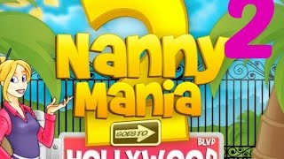Nanny Mania 2 Goes To Hollywood {2/25} - GET STARTED