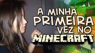 vuclip A Primeira Vez da Sofia... no Minecraft! C/ FaceCam