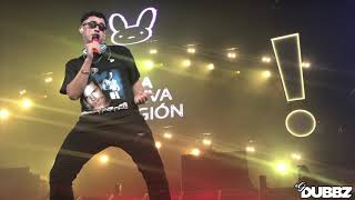 Bad Bunny Live @ All State Arena - Spotify Viva Latino Concert