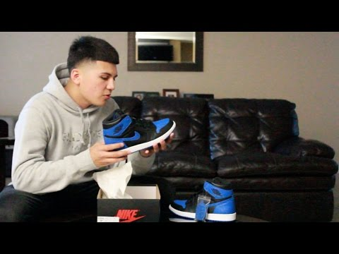 PICKING UP ROYAL JORDAN 1s FOR RESALE!!! (ARE THEY WORTH IT???) (QREWKICKS INSPIRED)