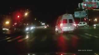 Аварии зафиксированные видеорегистраторами - 3