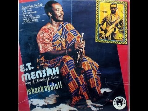 Ghana Land of Freedom by E T Mensah