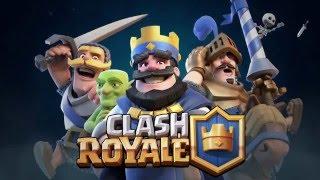 Clash Royale — трейлер