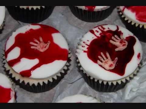 How To Make Realistic Edible Blood For Halloween Cake U0026 Cupcakes