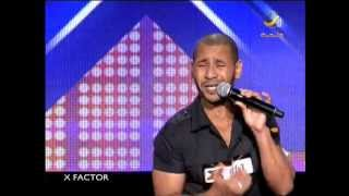 x factor( احلى صوت عربي (روعة