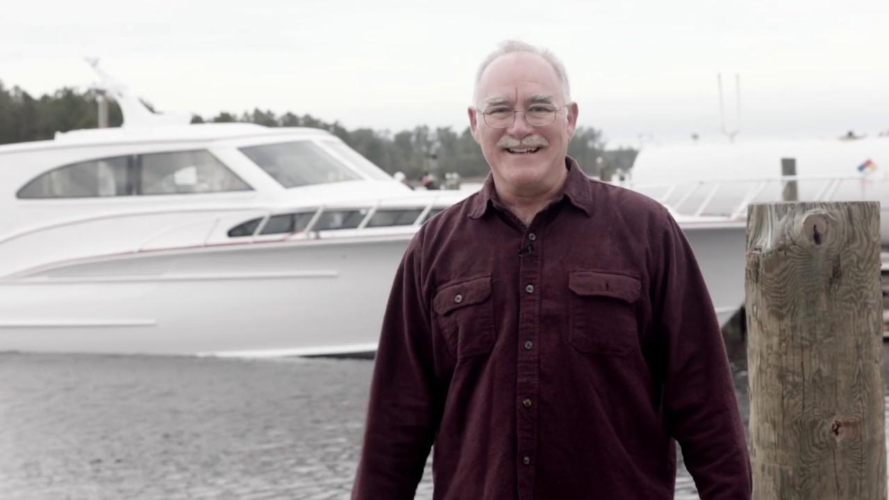 Video: New Boat Construction Updates, February, 2019 - Jarrett Bay