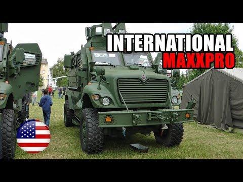 Navistar International MaxxPro-Američki MRAP