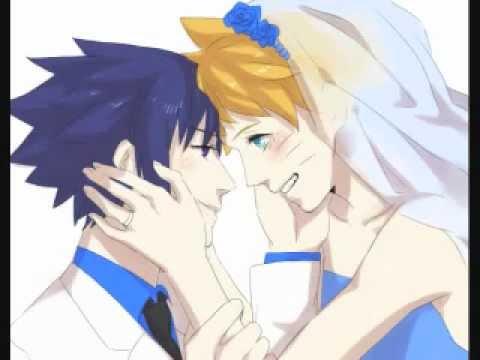 【MAD】 Everyone x Naruto Wedding 【ナルト NARUTO】