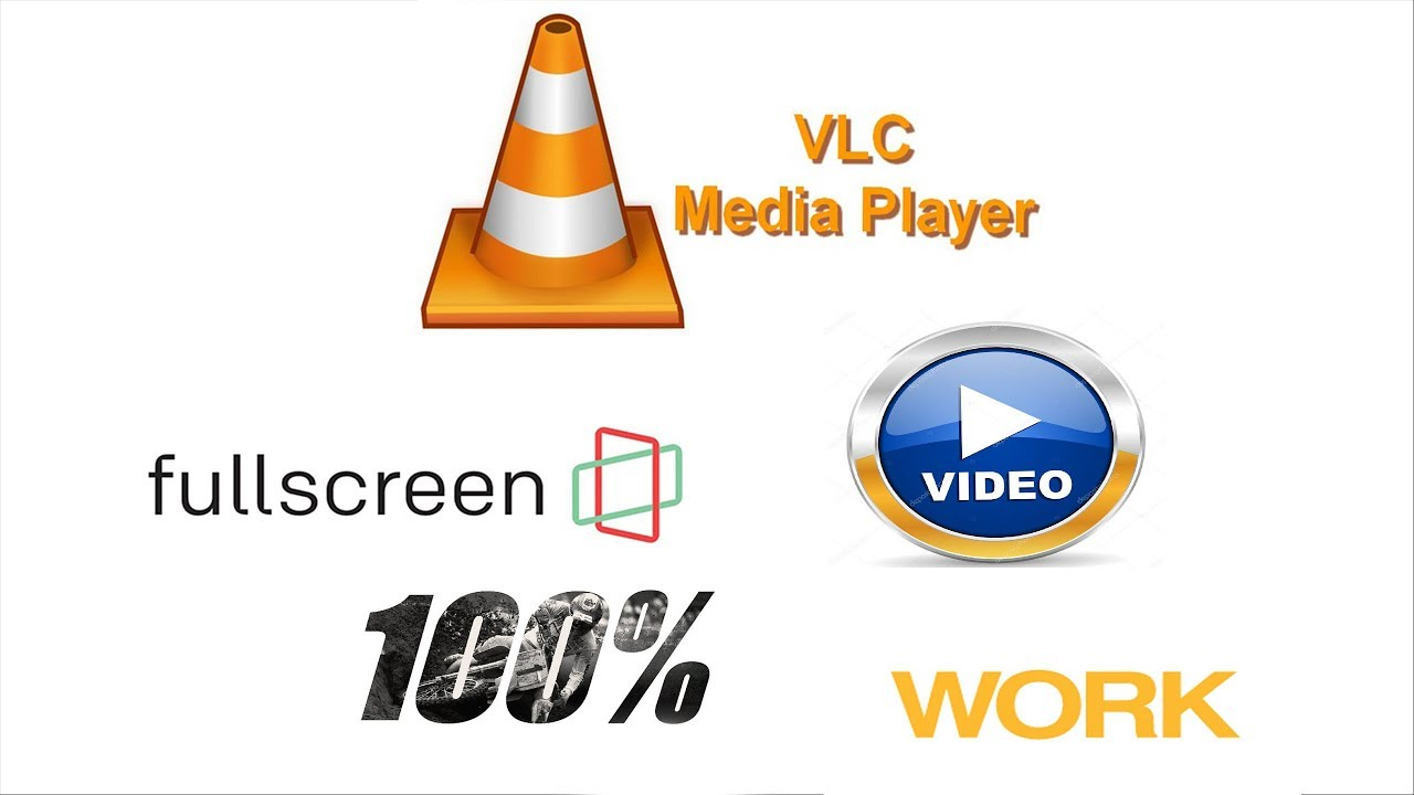 How To Always Start VLC Player Full screen 100% work 2018| BY TIPS AND  TRICKS|