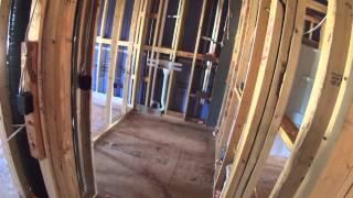 37 Строительство Каркасных домов в США. Шарлотте Северная Каролина.